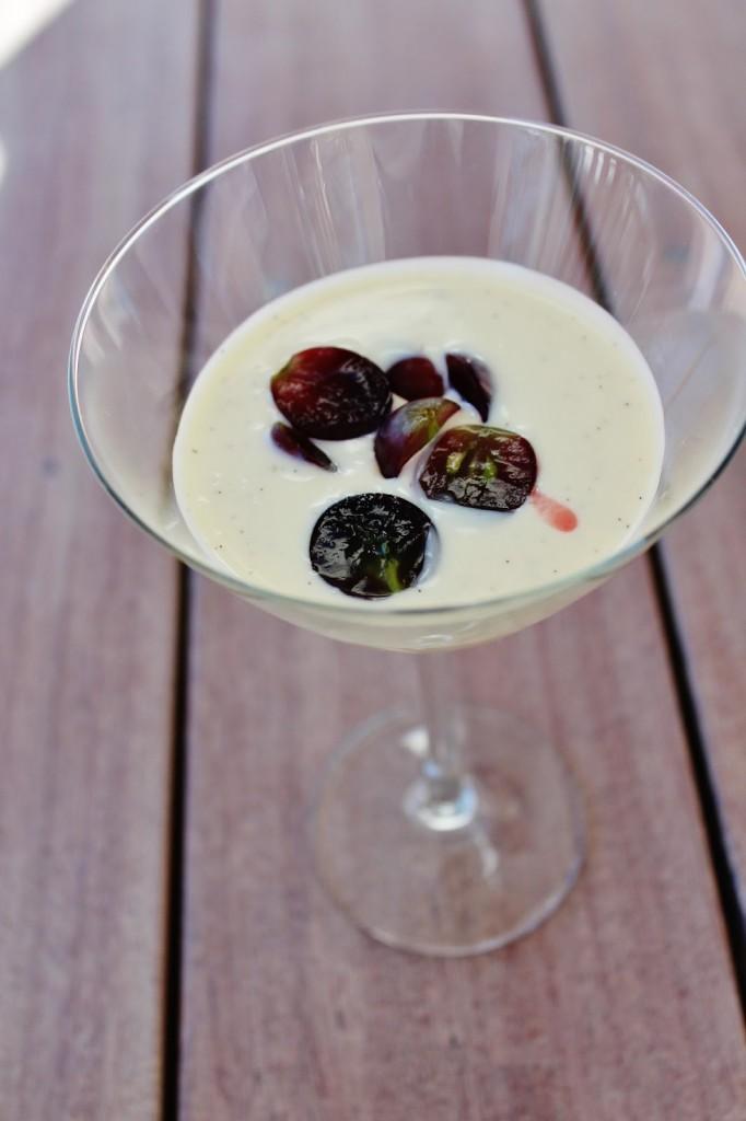 Lækker Vaniljecreme - Skøn Vaniljecreme Til Frugt