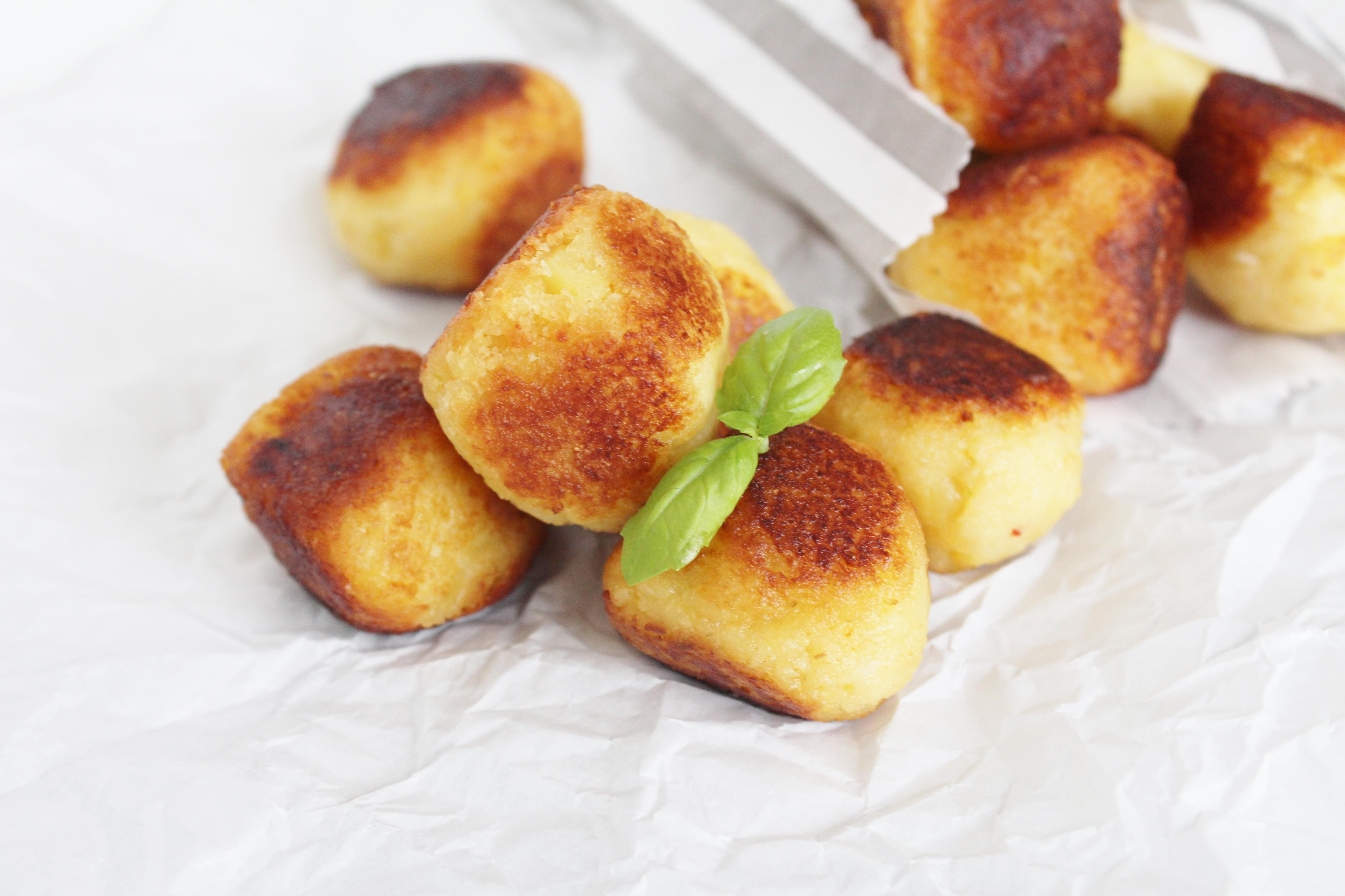 """Potato """"Cakes"""""""