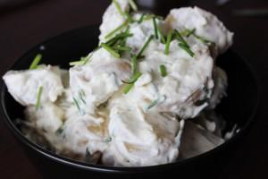 Cremet Kartoffelsalat - Opskrift På Hjemmelavet Kartoffelsalat