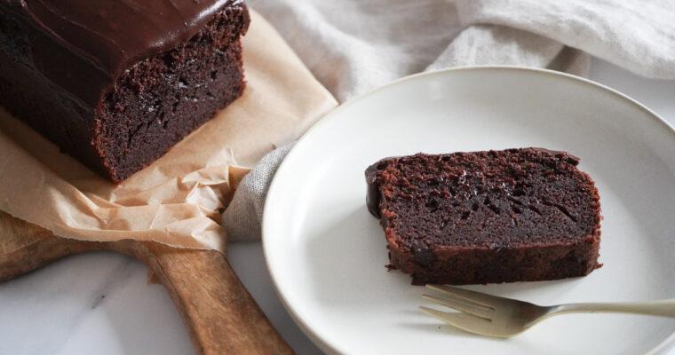 Chokoladekage Med Baileys Glasur