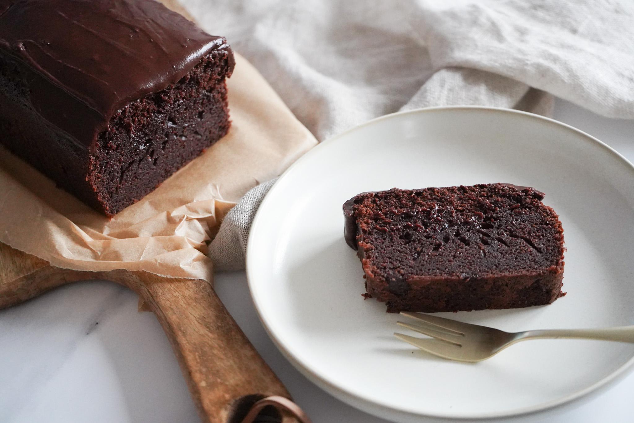 Chokoladekage Med Baileysglasur