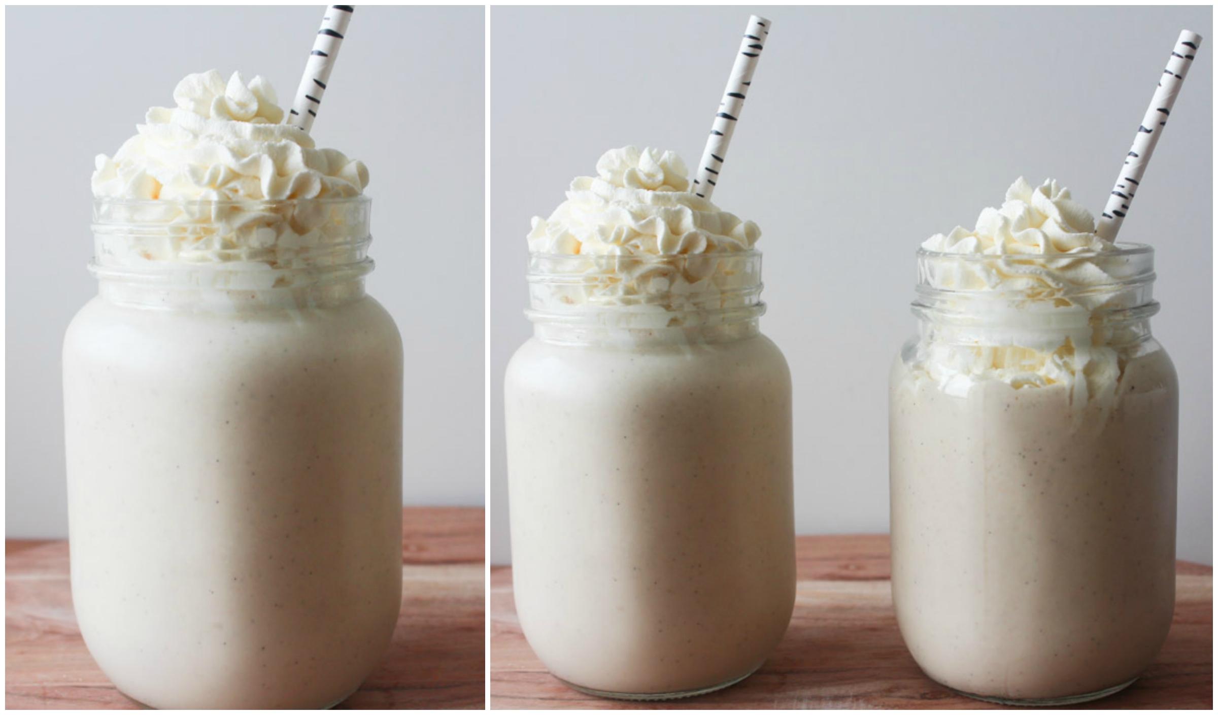 Golden Oreo Milkshakes