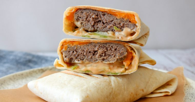 Big Mac Wraps