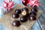 Fyldte Chokolader Med Skildpaddekaramel