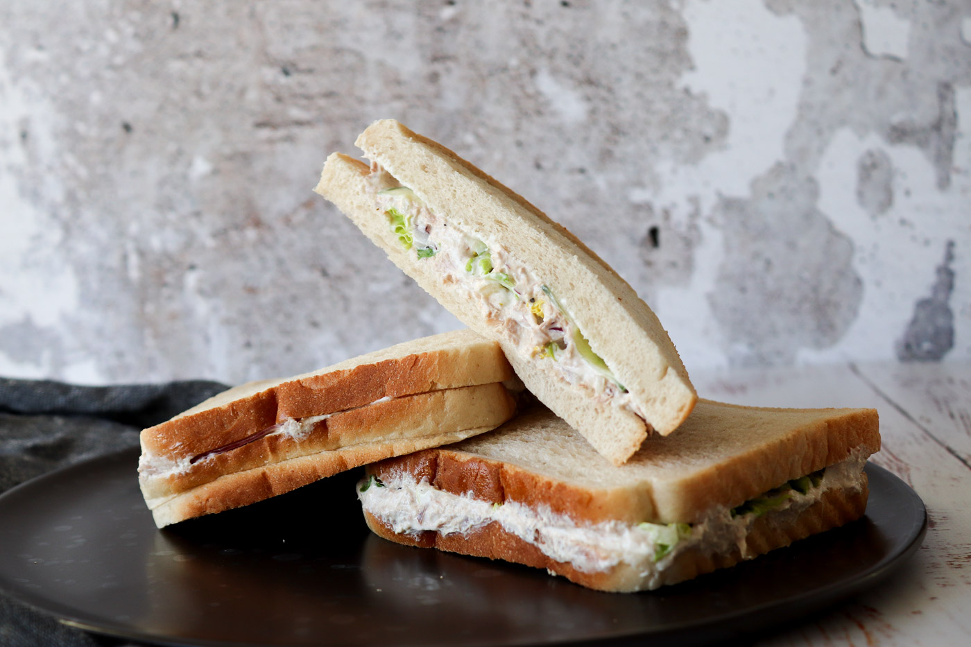 Sandwich Med Tunmousse