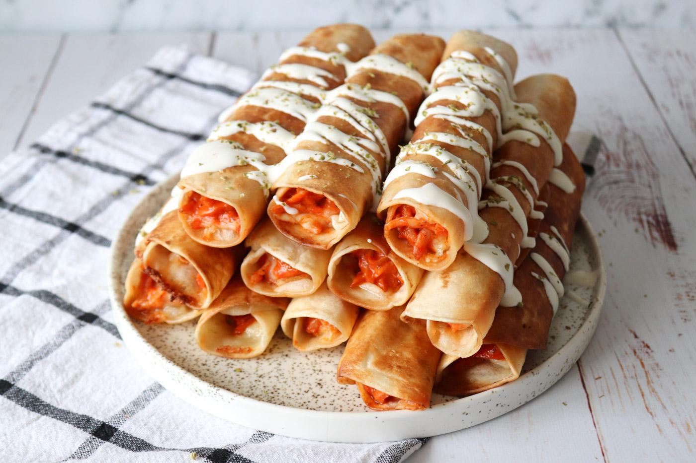 Pizza Taquitos