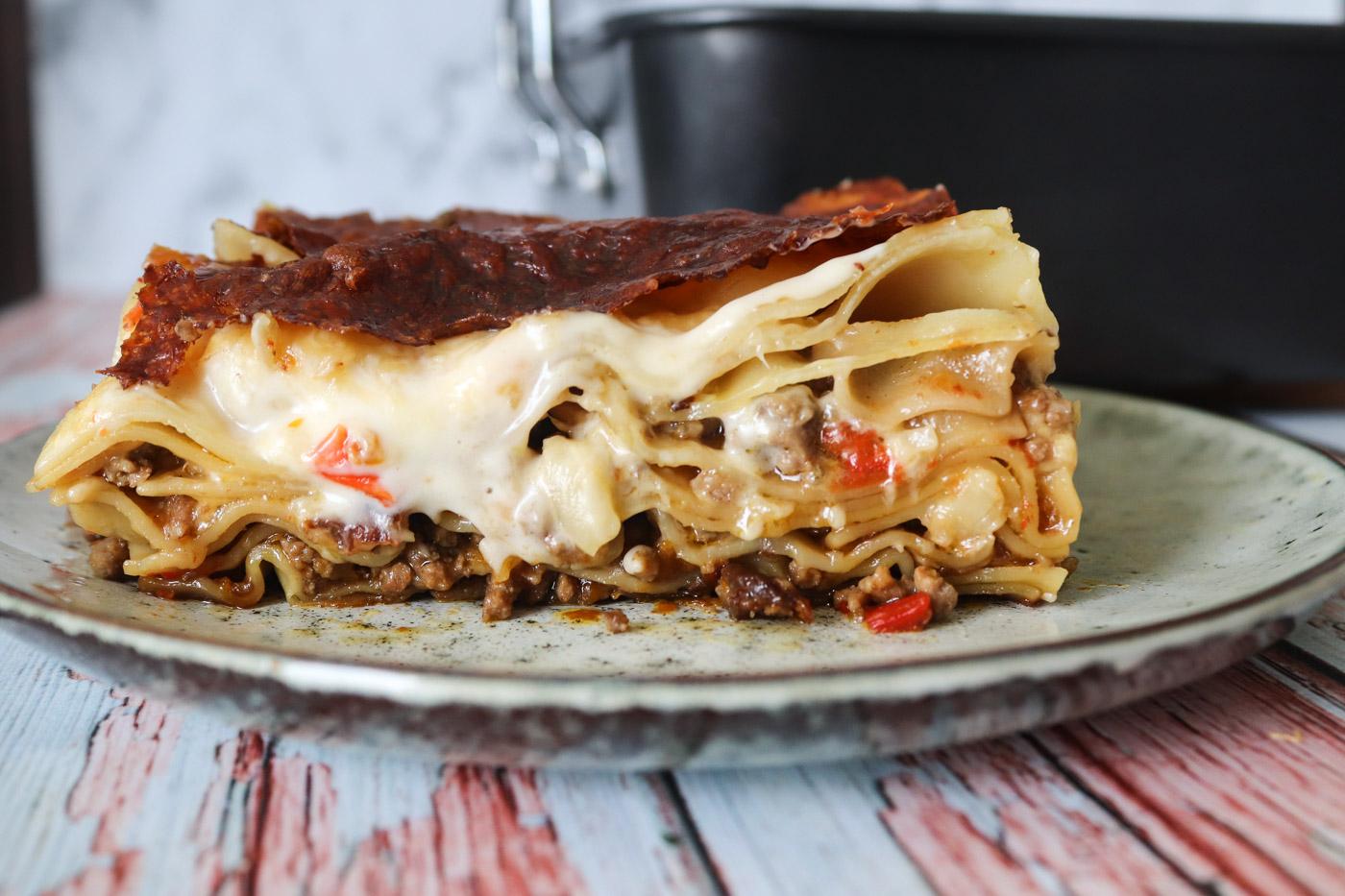 Millionbøf Lasagne – Nem Og Anderledes Lasagne