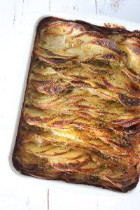 De Bedste Flødekartofler - Lækre Flødekartofler Med En Sprød Top