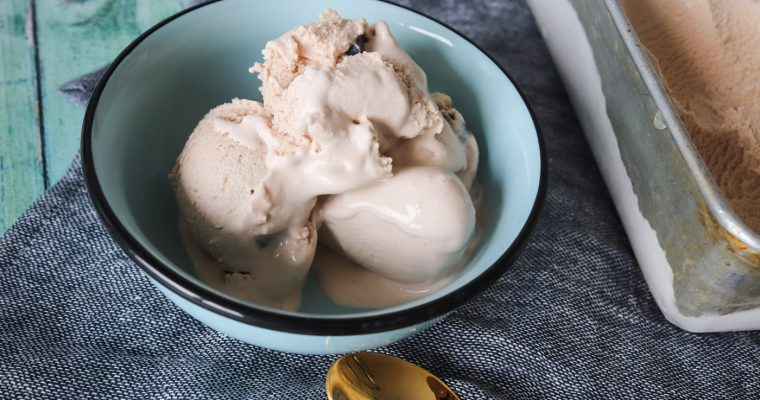 Lækker Hjemmelavet Is Med Chokofanter – Chokofant-is