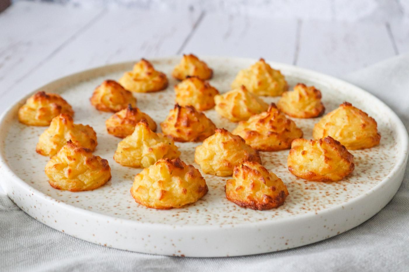 Kartoffelmos Med Pikantost – Kartoffelmostoppe