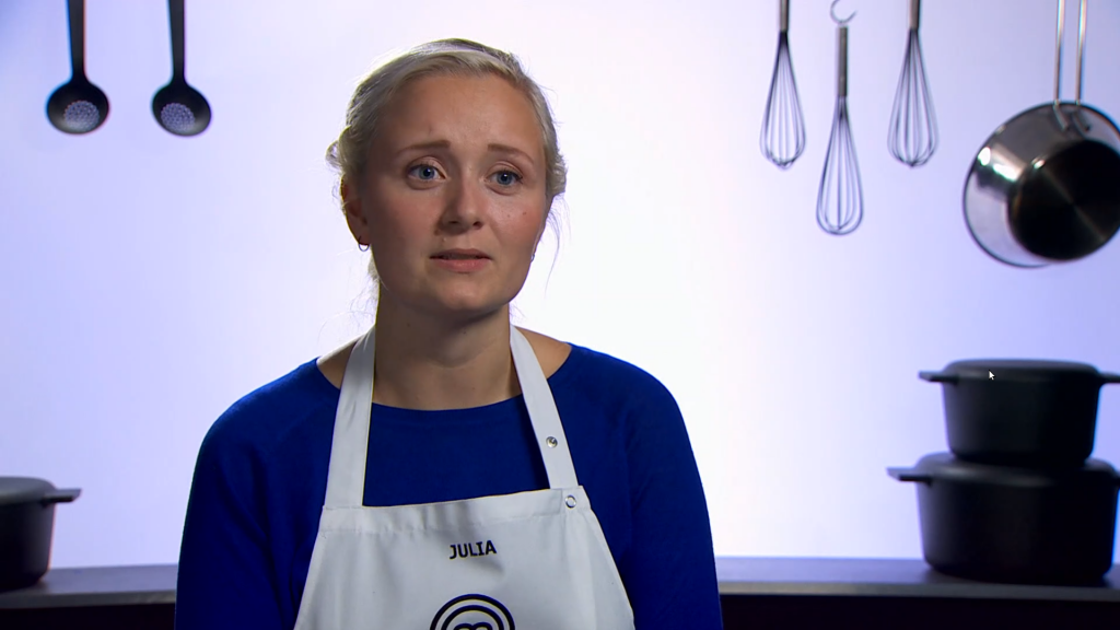 Indledende Uge Dag 2 - MasterChef Danmark 2019 - Julia Olsen