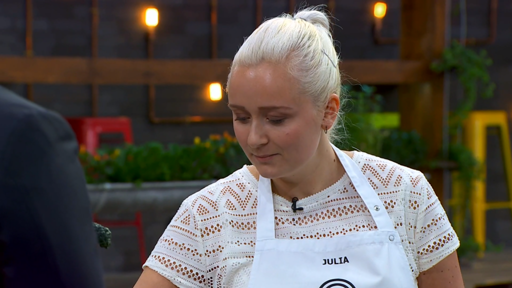 Kvartfinalerne Dag 2 - MasterChef Danmark 2019 – Julia Olsen