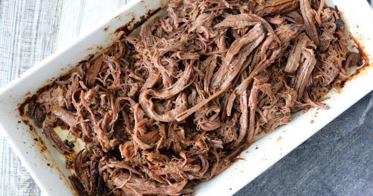 Pulled Beef – Opskrift På Pulled Beef Af Oksecuvette