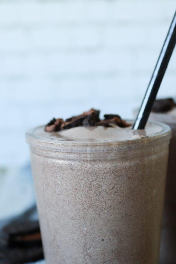 Den Bedste Oreo Milkshake - Opskrift På Oreo Milkshake