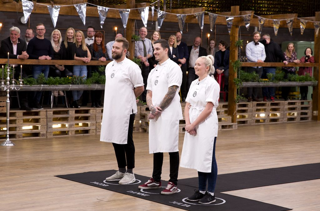 Finalen - Masterchef Danmark 2019 - Julia Olsen