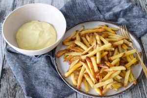 Sød Sennep Mayonnaise På 1 Minut - Hjemmelavet Mayo