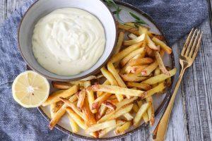 Bearnaise Mayonnaise På 1 Minut - Hjemmelavet Bearnaise Mayo