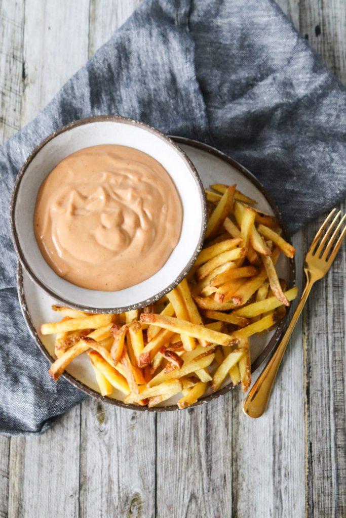 BBQ Mayonnaise På 1 Minut - Hjemmelavet Mayo Med BBQ Sauce