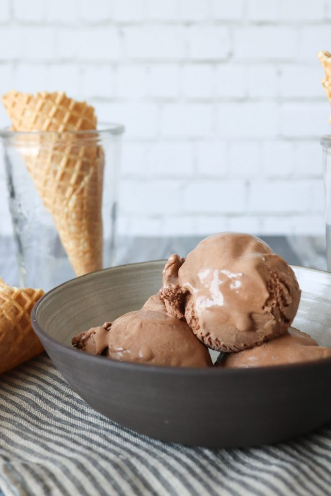 Den Bedste Chokoladeis - Hjemmelavet Cremet Chokoladeis