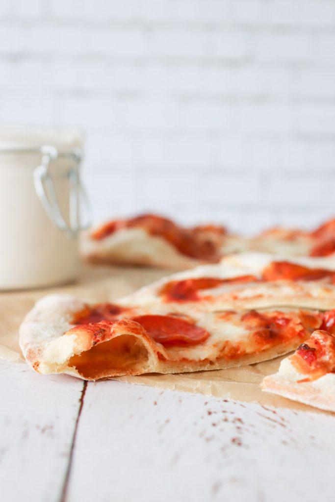 Den Bedste Pizza Opskrift - Pizzadej Der Ikke Skal Hæve