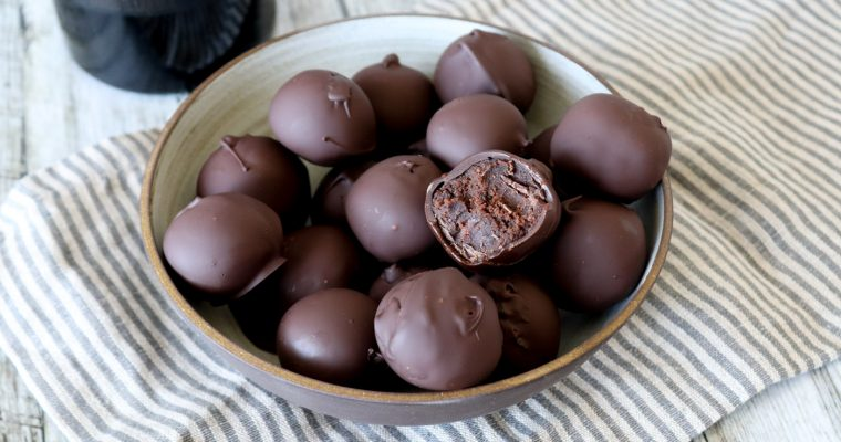 Brownie Baileys Trøfler