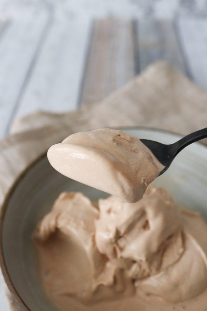 Mælkechokolade Gelato