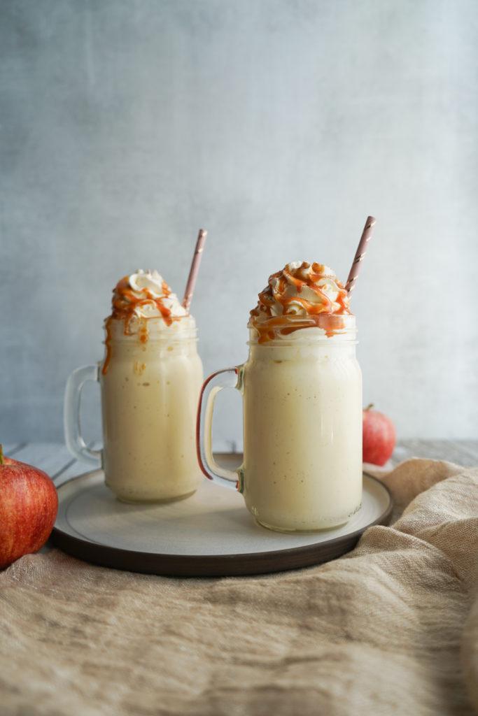 Milkshake Med Æble Og Kanel