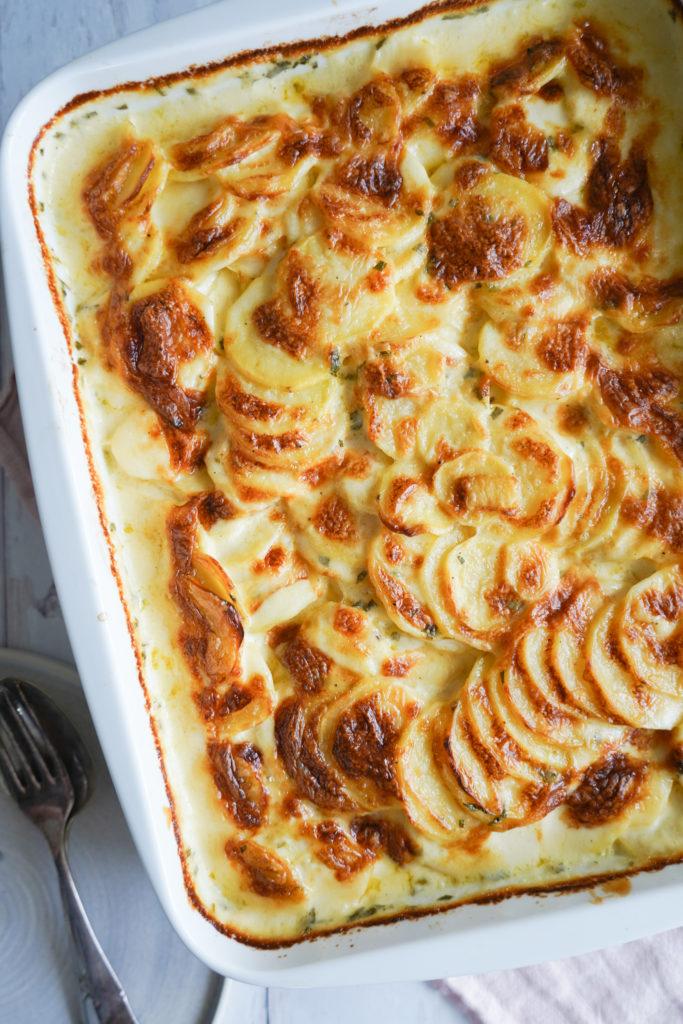 Bearnaise Flødekartofler