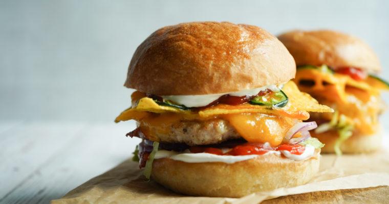 Nachosburger