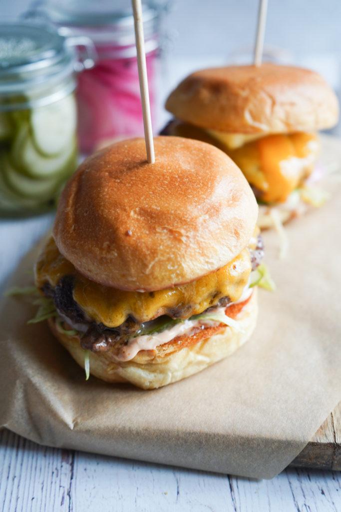 Smørburger