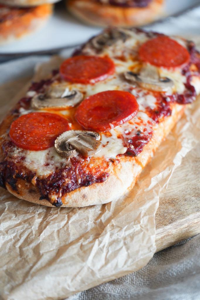 Pitabrødspizza