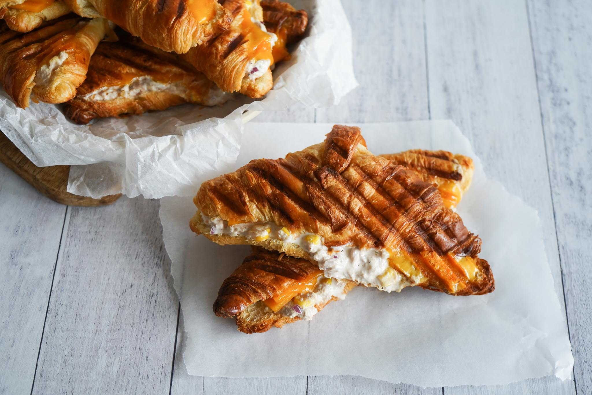 Tunamelt Croissanter